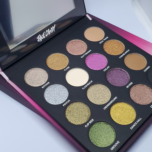 Face Candy Other - Face Candy eyeshadow palette